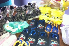 Slippers2 for the Children at Denise House